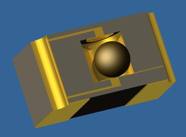 SENSOLUTE  MVS0409.02 全向型微型振动传感器